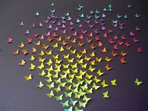 Papillon Papier De Soie : douceurs et couleurs envol e de papillons ~ Zukunftsfamilie.com Idées de Décoration