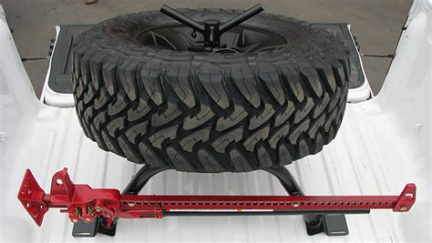 bed mount tire carrier ford wilcooffroadcom