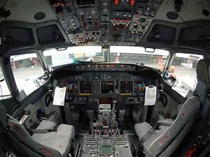 737 800 Cockpit Wallpaper WallpaperSafari