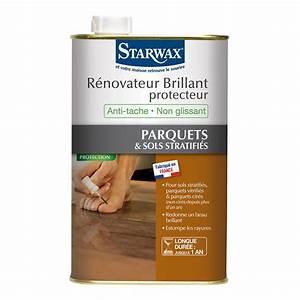 renovateur brillant protecteur pour parquets et sols With starwax renovateur parquet
