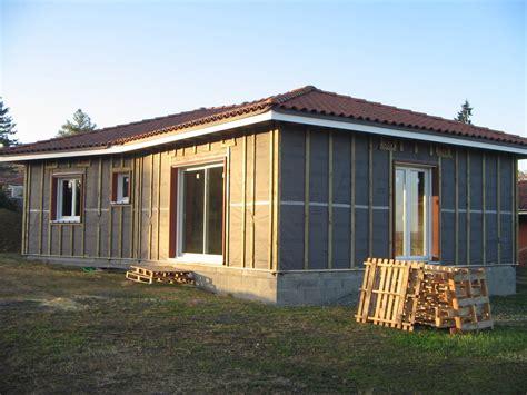 maison bois cl 201 en a castelnau magnoac 65 ref 10045 cogebois