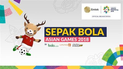 Klasemen Sepak Bola Asian Games 2018: Vietnam dan Thailand ...