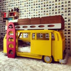 kinderzimmer junge auto vw cer bay theme bunk bed by furniture collection home of themed childrens beds