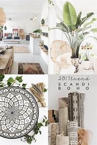 Interior Trends 2017 : interior trends scandi boho style is the trendiest of 2017 ~ Frokenaadalensverden.com Haus und Dekorationen