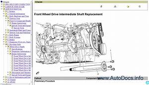 Chevrolet Europe Tis 2011 New Models Repair Manual Order
