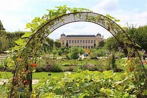 Le Jardin des Plantes; a Paris garden