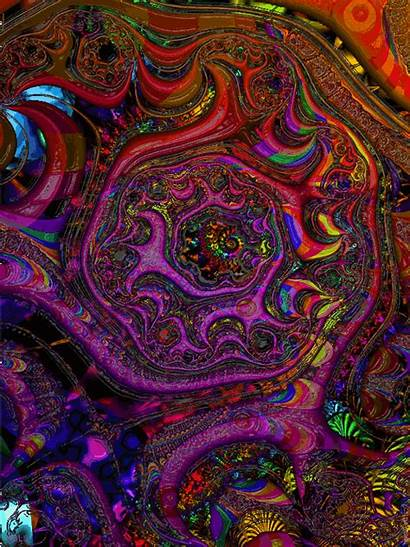 Hippie Lsd Trippy Psychedelic Drugs Acid Colors