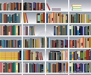 Modernes Bcherregal Lizenzfreies Stockbild Bild 14498086