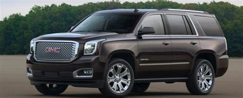 2018 Gmc Yukon Release Date, Price, Under The Hood, Rumors