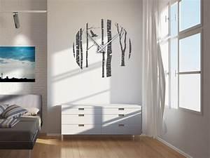 Wanduhren Modern Design : gro e wanduhren modern haus design m bel ideen und ~ Michelbontemps.com Haus und Dekorationen