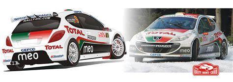 Peugeot Sport Portugal | Bruno Magalhães, Peugeot 207 ...