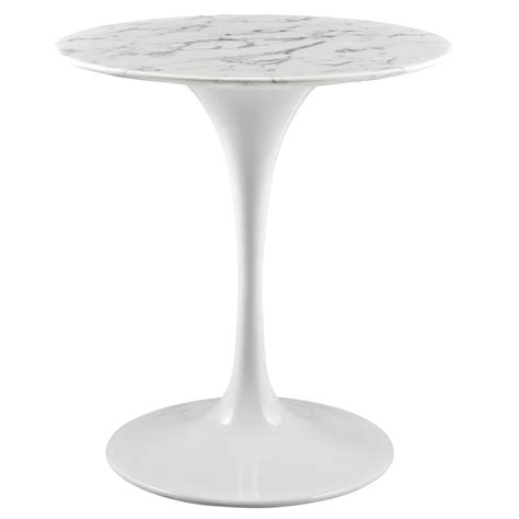 white marble table l brilliant white marble table modern furniture brickell