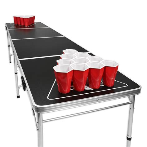 how to make a beer pong table diy beer pong tables the backyard site