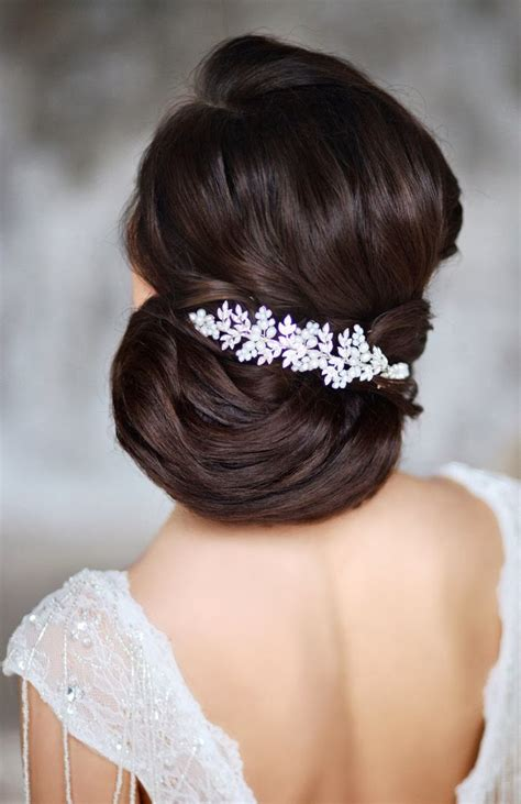 Wedding Hairstyles by Worthy Wedding Hairstyles The Magazine