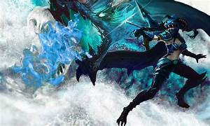 Dragonslayer Vayne Wallpaper by Adriancio on DeviantArt