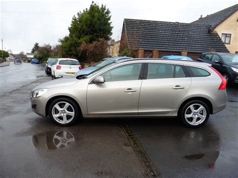 gold volvo   sale gloucestershire