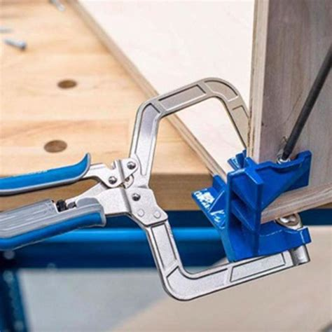 degree  angle woodworking clamp picture frame