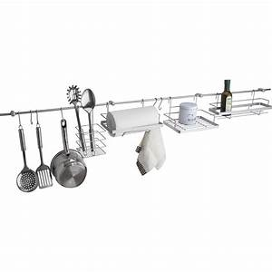 Barre Ustensiles Cuisine Leroy Merlin : kit de cr dence complet leroy merlin ~ Melissatoandfro.com Idées de Décoration