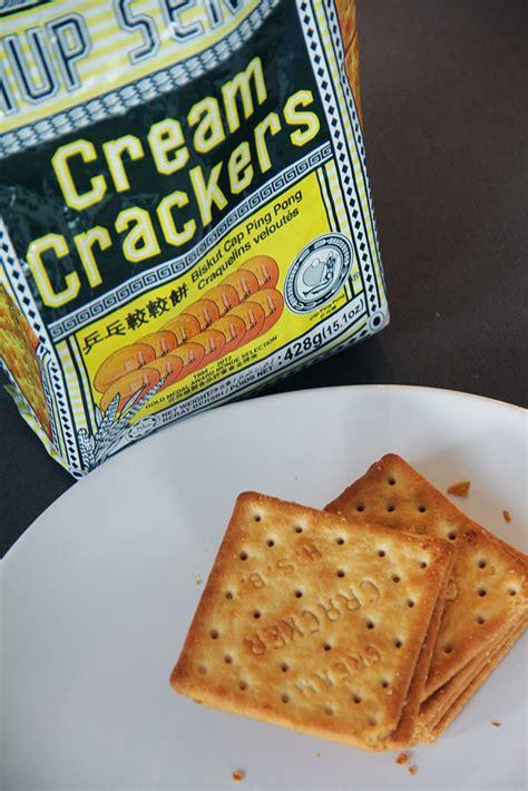 Cream Cracker Ice Cream Sandwiches Fairlynerdyfood