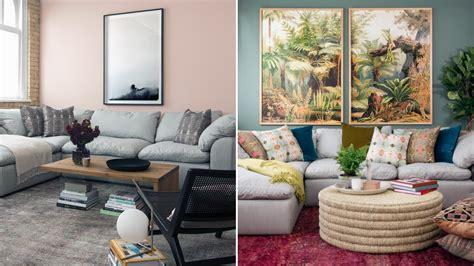 sectional sofa  living room  hh design