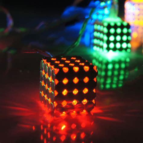 brand new magic dream color box 20 square led festival