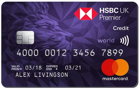 Hsbc Redesigns All Debit And Credit Cards