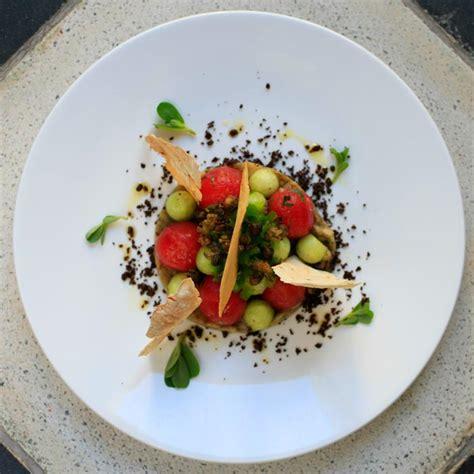 med cuisine 1800 gourmet restaurant in santorini dishes