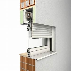 Fenster Mit Integriertem Rollladen : aufsatz rollladen f r idealen sonnenschutz bei reheuser ~ Frokenaadalensverden.com Haus und Dekorationen