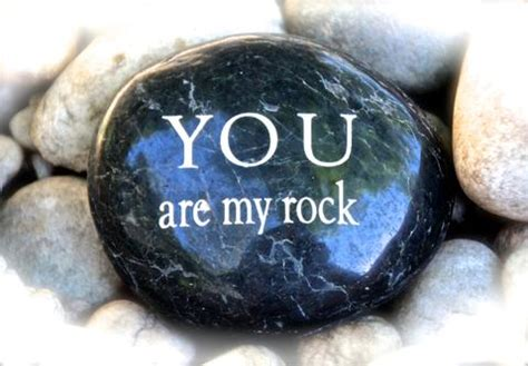 karmic stones engraved rocks inspirational quotes