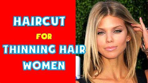 haircut  thinning hair womenbest hairstyles  thin