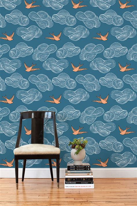 Wallpaper For Renters  A Cup Of Jo