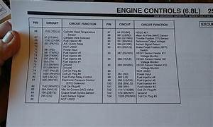 2000 Ford Excursion 6 8l V10 Pcm Wiring Diagram