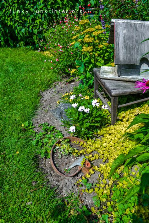 learn how to edge flower beds like a professional