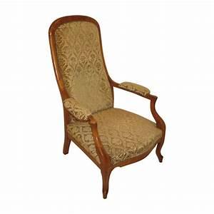 Fauteuil Style Voltaire : table et chaises de terrasse fauteuil voltaire louis philippe ~ Teatrodelosmanantiales.com Idées de Décoration