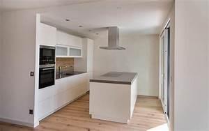 Holzboden In Der Küche : moderne k che und heller parkettboden fu b den pinterest bauchmuskeln und euro ~ Sanjose-hotels-ca.com Haus und Dekorationen