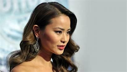 Jamie Chung 1080 Hottest Believe Weddingdressincom Woman