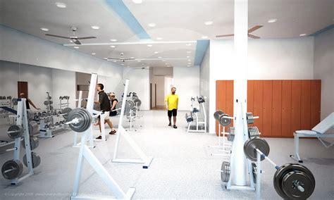 Gym Interior : Professional Interior Design Gym Spa