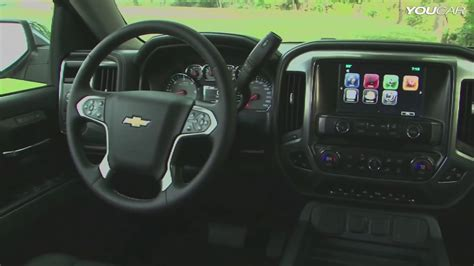 chevy silverado  interior youtube