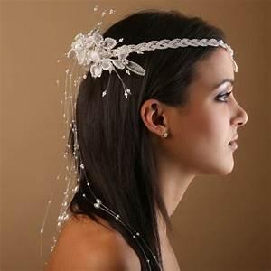 accessoire de mariage pour cheveux With accessoire de tete pour mariage