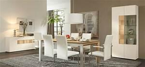 Weiße Stühle Esszimmer : 50 wundersch ne beispiele f r lederst hle f r esszimmer ~ Eleganceandgraceweddings.com Haus und Dekorationen