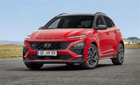 The practicality of an suv and dynamic driving experience of a hot hatch. 2021 Hyundai Kona revealed, debuts N Line with up to 145kW ...