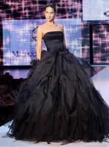 black wedding dresses black wedding dress photos black wedding dress pictures wedding flowers 2013