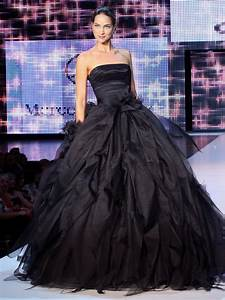 black wedding dress photos black wedding dress pictures With black dress for wedding