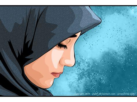 Wanita Hamil Dalam Islam Top Kartun Muslimah Jpg Images For Pinterest Tattoos