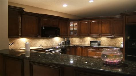 Countertop stone options, black kitchen cabinets with dark