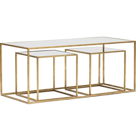 gold mirrored coffee table gold mirrored coffee table interior designs