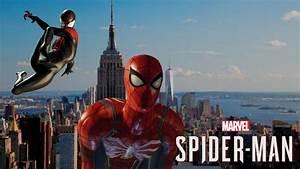 Marvel's Spider-Man (PS4) Multiplayer Mode Gameplay Ideas ...