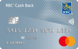 Maybe you would like to learn more about one of these? RBC Cash Back Mastercard - RBC Royal Bank