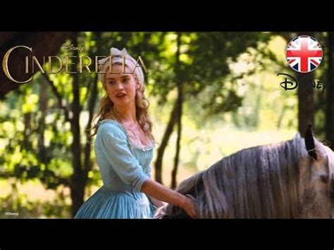 cinderella cast interviews  official disney uk
