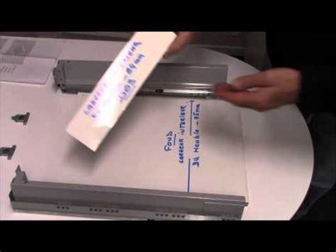 cuisine kit ikea kit tiroir avec coulisses monté sur amortisseur blum